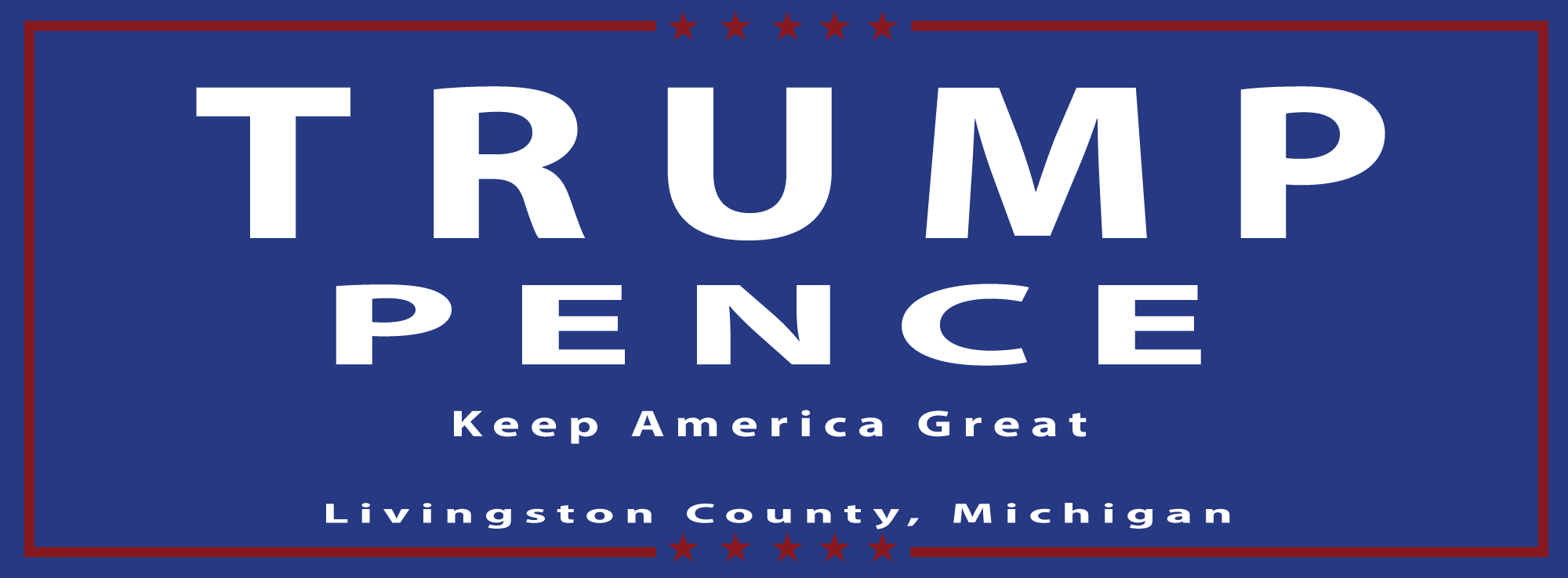 Keep America Great Masthead